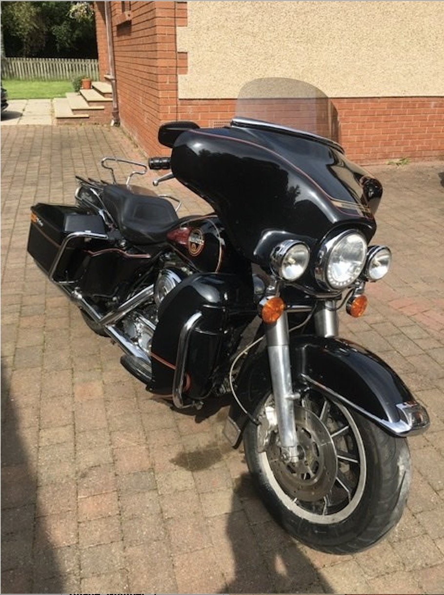 1990 Classic Electra Glide SOLD (picture 1 of 2)