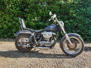 Harley Davidson sportster 900 Ironhead