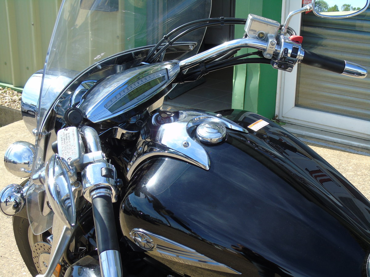2006 Yamaha XVZ1300 Royal Star Tour Deluxe Only 15,000 Miles For Sale (picture 5 of 6)