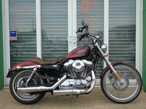 2013 Harley-Davidson XL 1200 V Seventy Two, Mega Spec, 4000 Miles