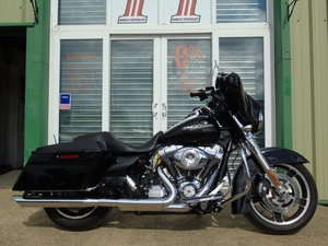 Picture of 2013 Harley-Davidson FLHXI 103 1690cc Street Glide Stage 1