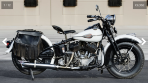 1945 Harley Davidson Model U or UL