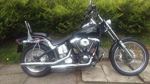 Harley-Davidson evo softail