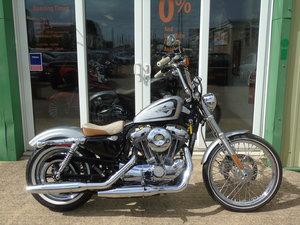 Harley-Davidson XL 1200V Sportster Seventy Two 72, 2014