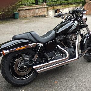Harley Davidson FT Bob
