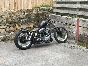 Harley davidson 1958 pan shovel