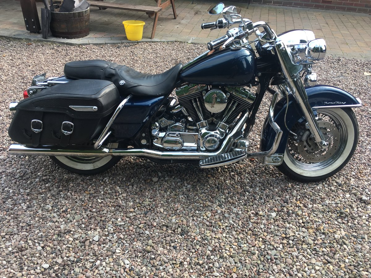 2000 Harley Davidson Road King For Sale (picture 3 of 4)