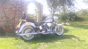 2013 Harley Davidson Softail Heritage Classic,