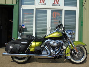 2011 Harley-Davidson FLHRCI Road King Classic 1690cc 103, 1 Owner
