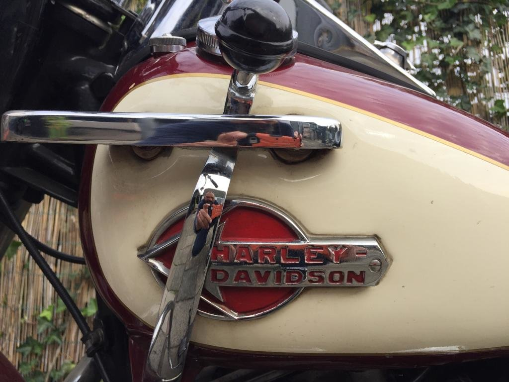 Harley davidson duo glide 1959 For Sale (picture 2 of 6)