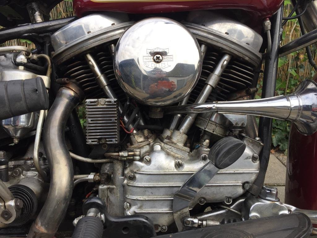 Harley davidson duo glide 1959 For Sale (picture 3 of 6)