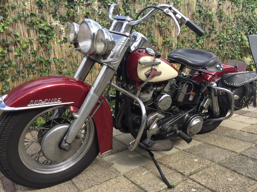 Harley davidson duo glide 1959 For Sale (picture 4 of 6)