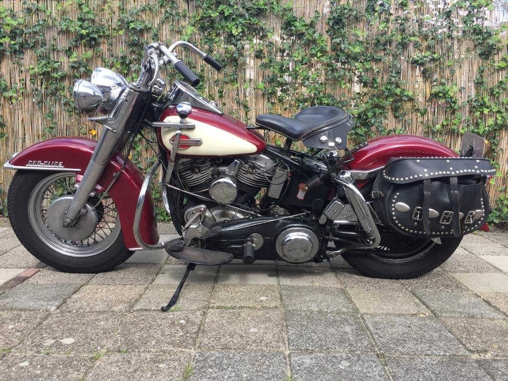 Harley davidson duo glide 1959 For Sale (picture 5 of 6)