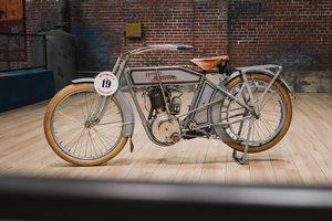 1912 Harley-Davidson 8A Single