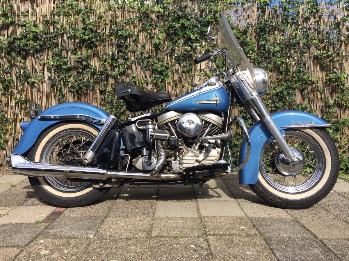 harley davidson 1962 duo glide For Sale (picture 1 of 6)