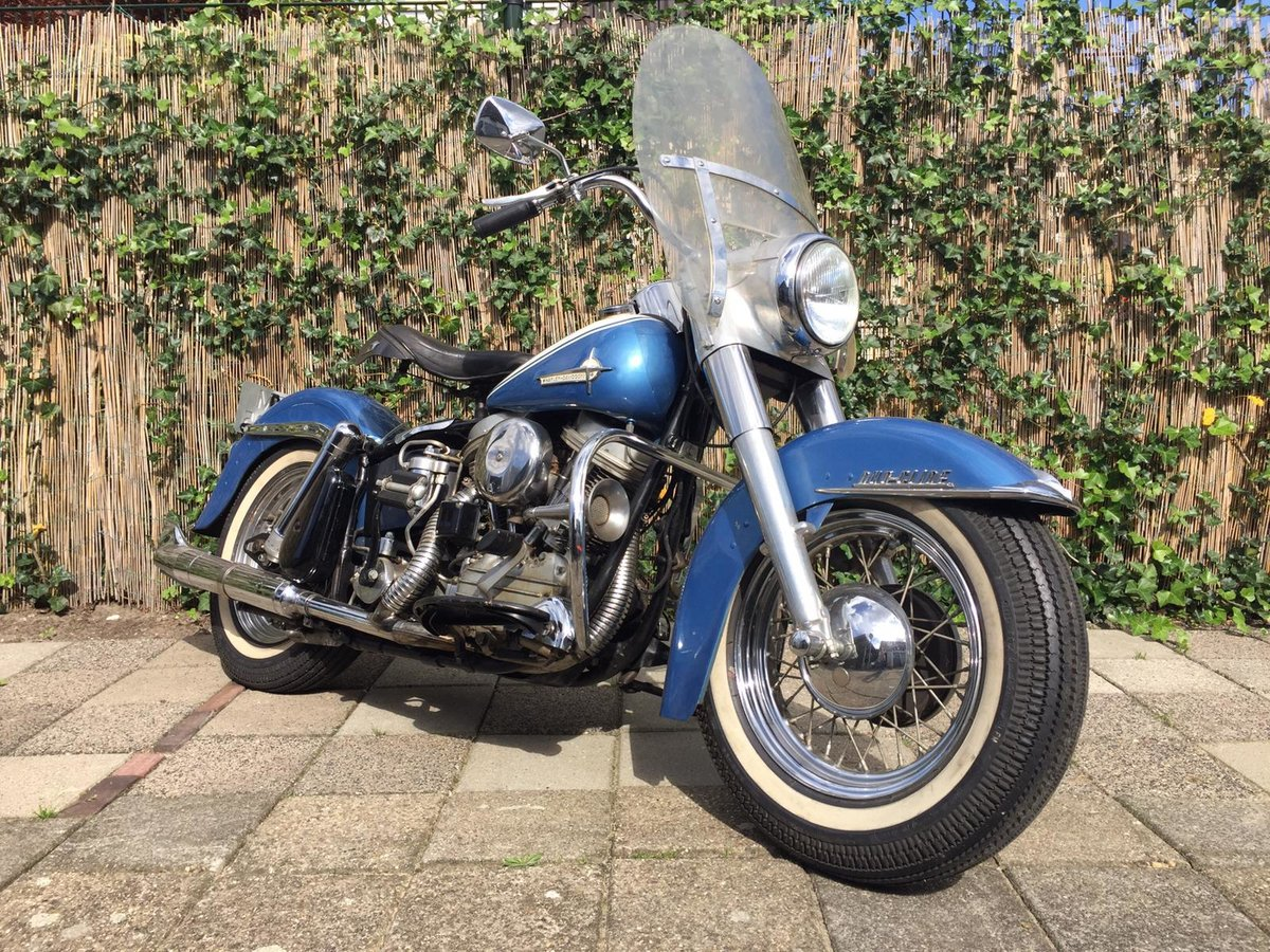 harley davidson 1962 duo glide For Sale (picture 2 of 6)