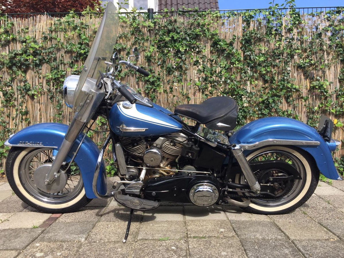harley davidson 1962 duo glide For Sale (picture 5 of 6)