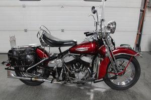 Harley-Davidson WL 750cc Excellent Restored