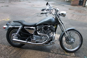 Picture of 2000 HARLEY-DAVIDSON 883 SPORTSTER SPRINGER XLH 883 For Sale