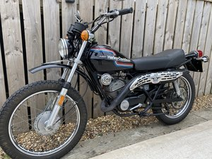Picture of 1976 HARLEY DAVIDSON 125 SX CLASSIC LEARNER TRAIL TRIAL BIKE!  For Sale