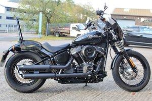 2019 19 Harley-Davidson FXBB Street Bob 107