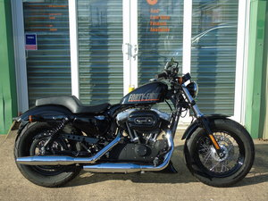Picture of 2015 Harley-Davidson XL 1200 X Forty Eight 48 Only 5800 Miles For Sale