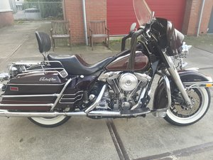 Picture of Harley davidson FLHTC 1985 first evo SOLD