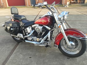Picture of Harley davidson FLHTC 1994
