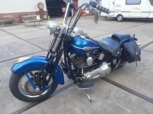 Picture of 2004 Harley davidson FLSTS heritage springer