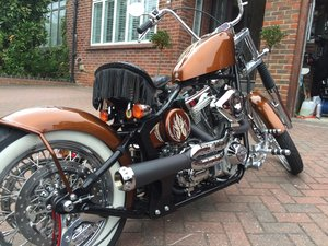 Not harley proper chopper
