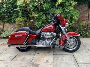 Harley Davidson Electra Glide, Exceptional Condition