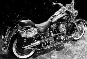 /96 Harley Davidson Heritage Softail. 1340cc