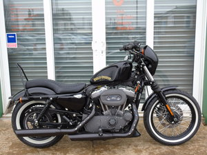Harley-Davidson XL 1200 N Nightster Only 3000 Miles