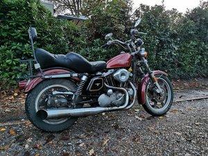 Harley Davidson Ironhead 1000cc