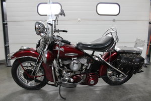 Harley-Davidson WL 750cc