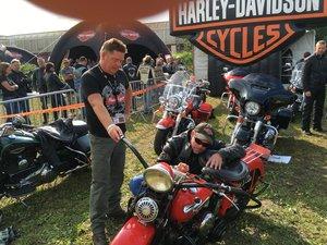 Harley davidson WL 1950