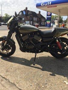 Harley-Davidson Xg750a