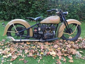 Harley Davidson V1200 1931