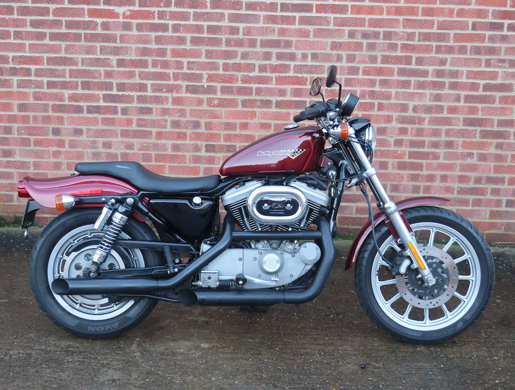 2000 Harley-Davidson XLH1200S For Sale (picture 1 of 7)