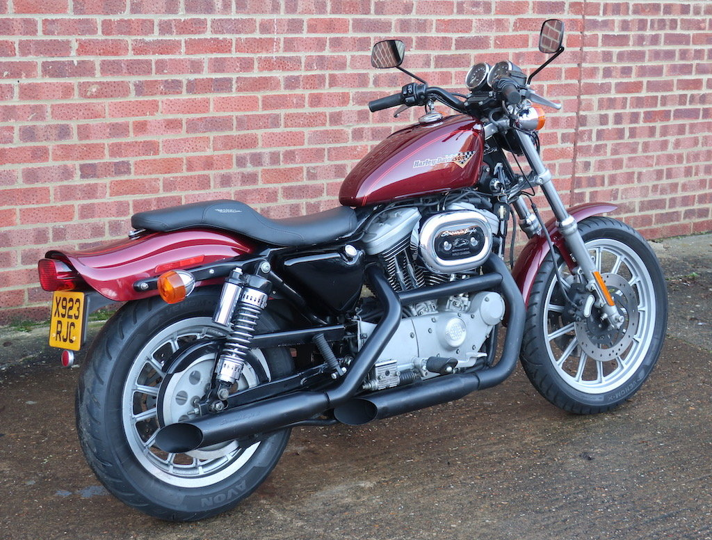 2000 Harley-Davidson XLH1200S For Sale (picture 4 of 7)