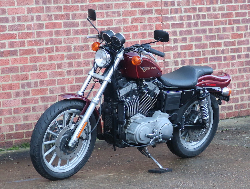 2000 Harley-Davidson XLH1200S For Sale (picture 7 of 7)