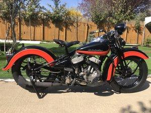 Harley Davidson WLC 750cc