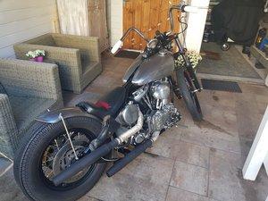 Harley Davidson Panhead 1200