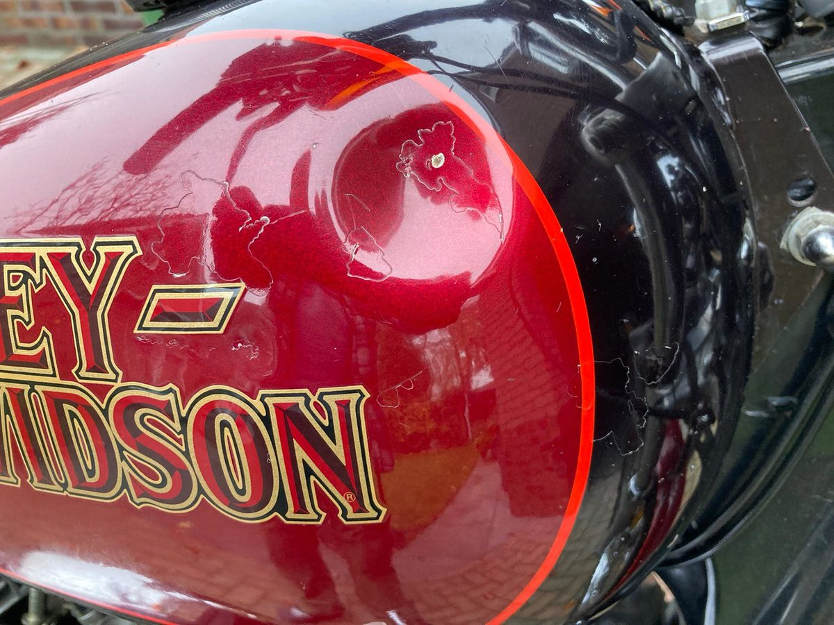 1987 harley davidson FXRLC low rider custom For Sale (picture 8 of 10)
