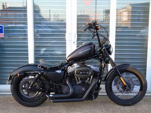 Harley-Davidson XL 1200N Nightster Sportster, Stage 1