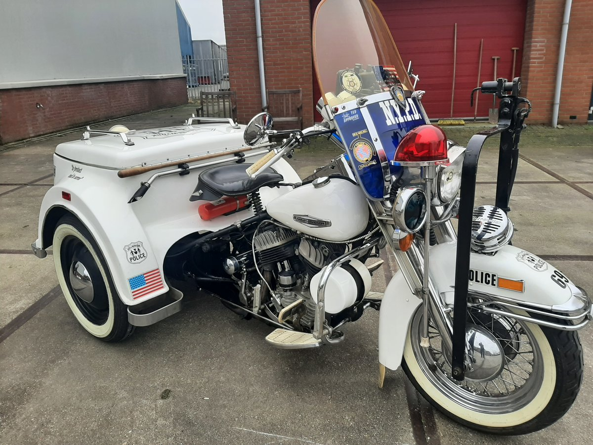 harley davidson servicar 1968 For Sale (picture 1 of 12)