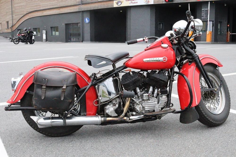 Harley Davidson Model U 1947 For Sale (picture 1 of 12)