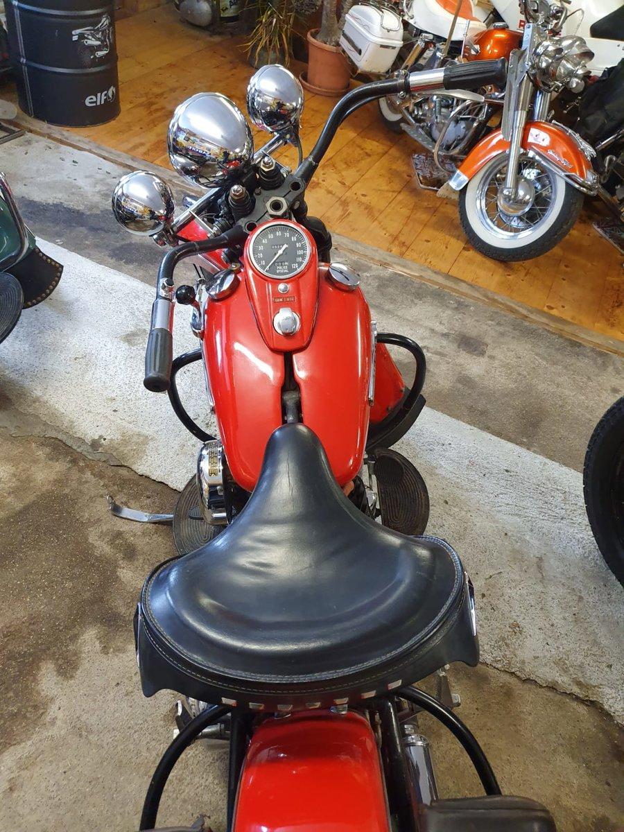 Harley Davidson Model U 1947 For Sale (picture 2 of 12)