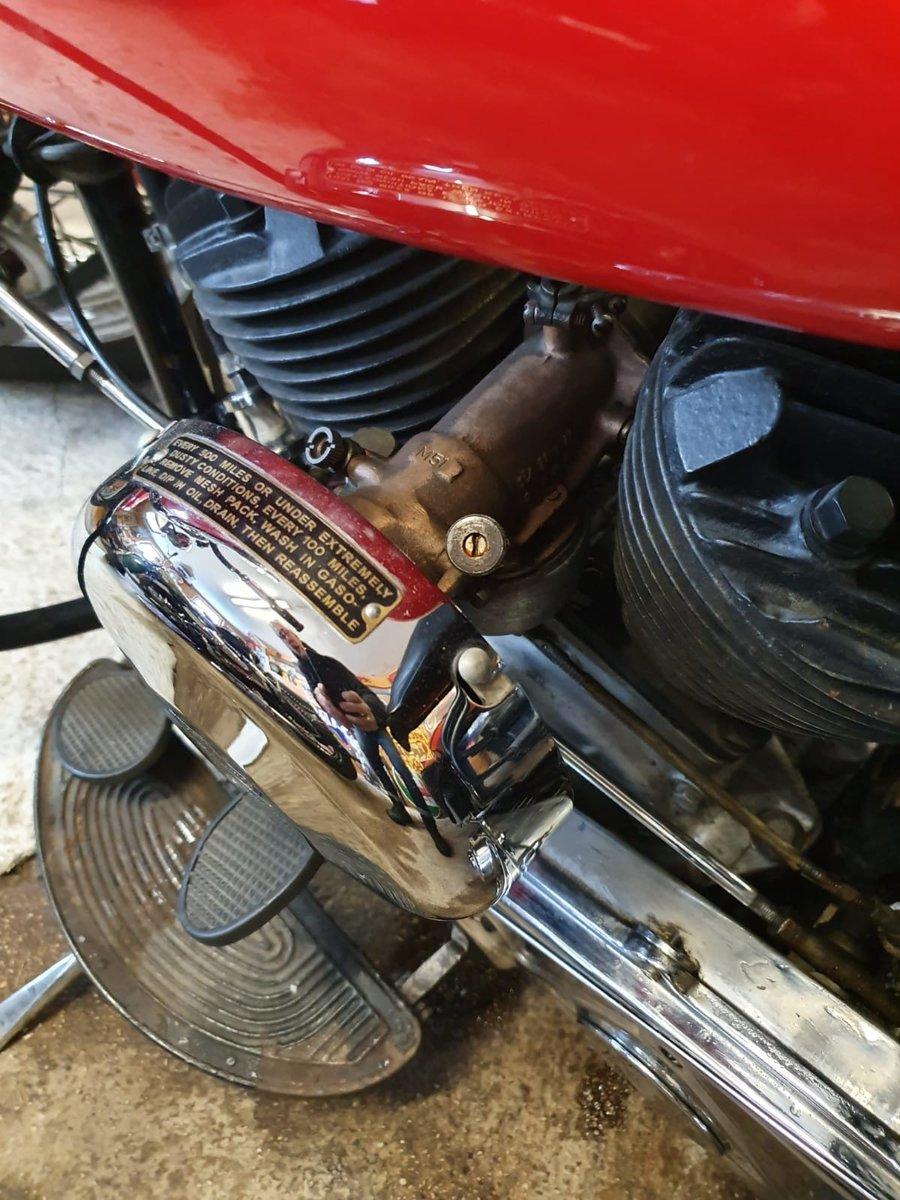 Harley Davidson Model U 1947 For Sale (picture 3 of 12)