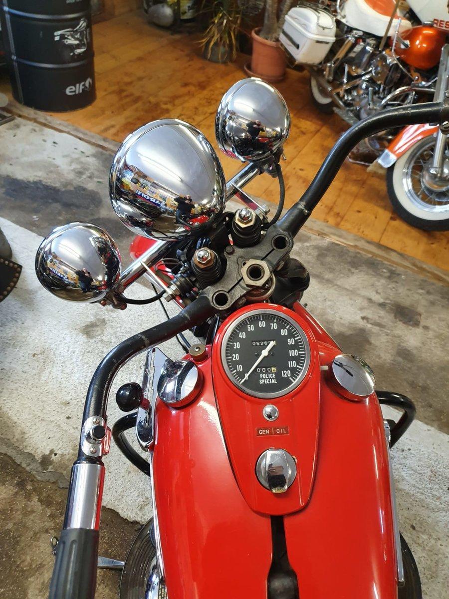 Harley Davidson Model U 1947 For Sale (picture 4 of 12)